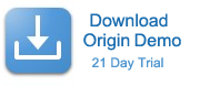 Download Origin Demo 21 days trial